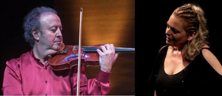 I Concerti di Primavera – Joaquin Palomares e Cinzia Bartoli – venerdì 1 giugno ore 21.00