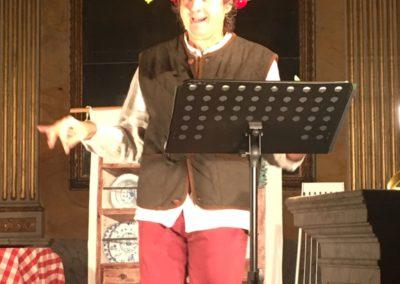 Natale o vegne unn-a votta all'anno – di e con Mauro Pirovano – sabato 21 dicembre ore 21.00