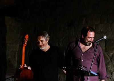 Federico Sirianni e Max Manfredi in concerto – sabato 18 gennaio ore 21.00